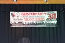 Geisterparty 2020